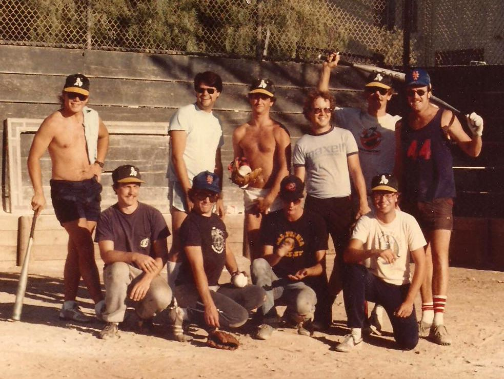 Original BaseHits, 1985